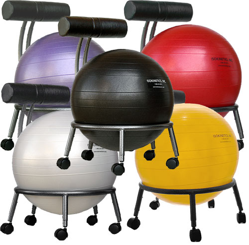Ball Chair Store The Amazing Benefits Of An Exercise Ball Chair